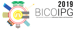 3rd BICOIPG UI 2019 Logo